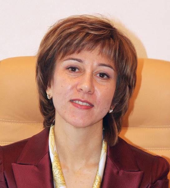 Руководитель департамента социальной поддержки населения мэрии Тольятти Елена Финагеева