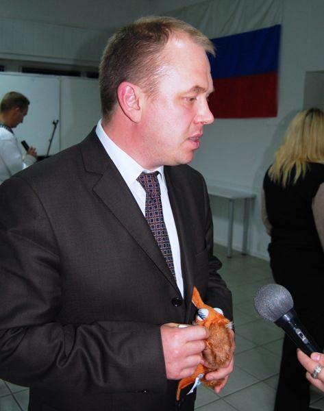 Заместитель министра промышленности иторговли РФ Станислав Наумов икрысобелка