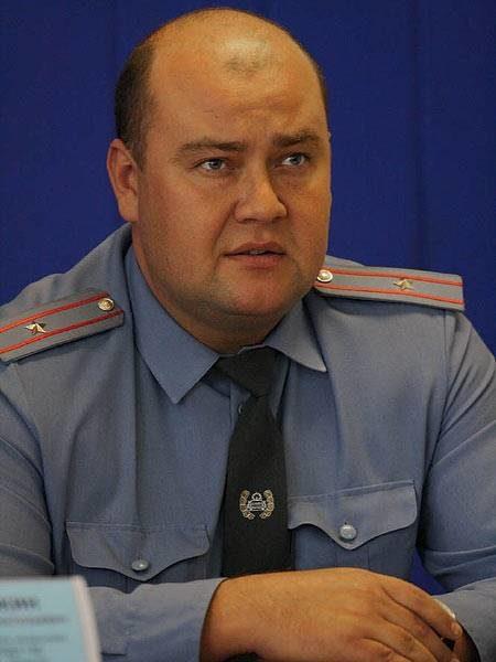 Начальник МРЭО ГИБДД Тольятти Валерий Воронцов