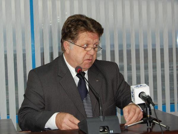 Начальник отдела методологии инормирования АВТОВАЗа Михаил Ажинов