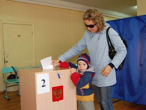 Выборы вТольятти