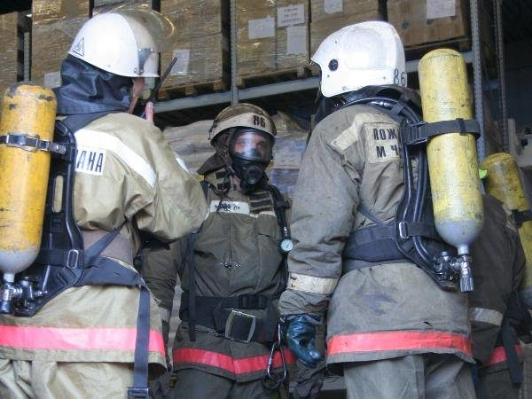 пожарные Тольятти