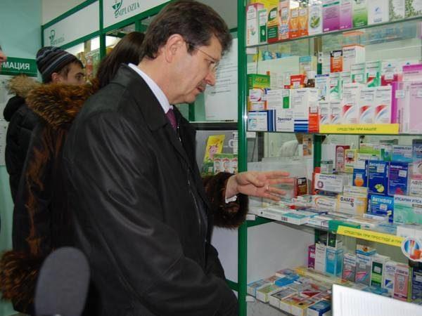 Проверил цена налекарства идиректор департамента здравоохранения Тольятти Александр Изосимов