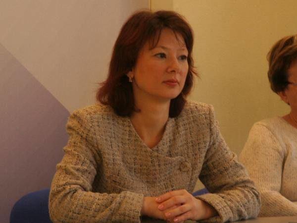 Оксана Чернова, зам рукововдителя лечебно-профилактического управления департамента здравоохранения поэпидемиологии