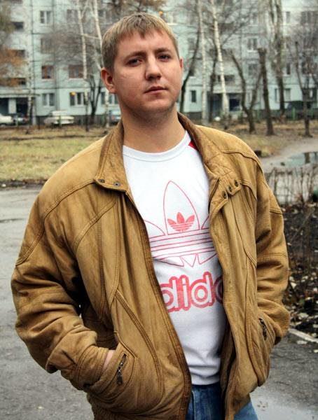 Участник программы общественных ивременных работ– Николай