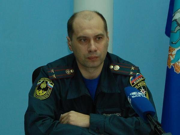 и.о. начальника отдела госпожнадзора Юрий Мельников