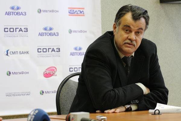 Вениамин Липский, Генеральный директор ХК «Лада»