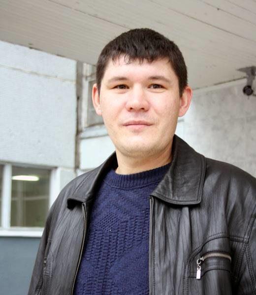 Игорь– один изучастников программы проведения общественных работ вТольятти