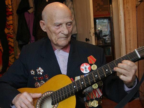 Сачков Егор Иванович, ветеран Великой Отечественной войны