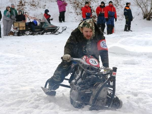 Мотослет Snowdogs