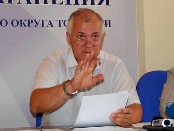 Николай Голев, зам руководителя департамента здравоохранения мэрии Тольятти