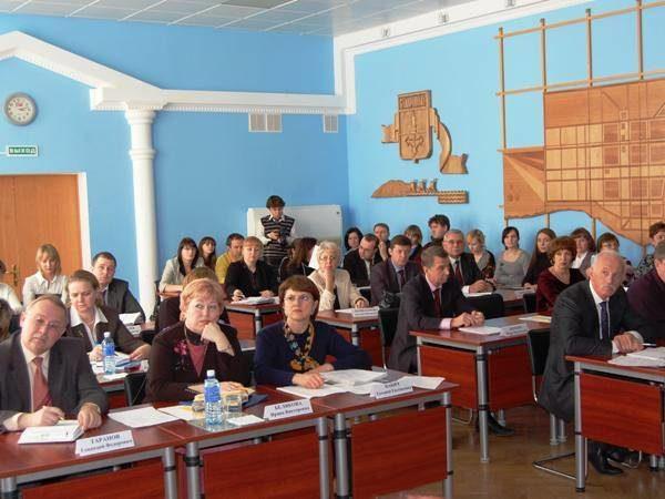 Заседание коллегии мэрии Тольятти