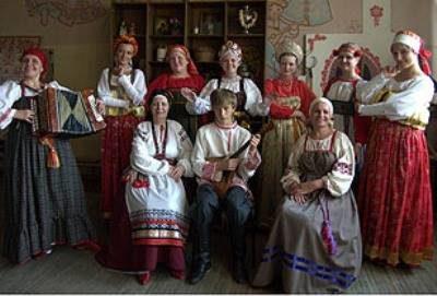Фольклорный ансамбль Таусень (Тольятти)