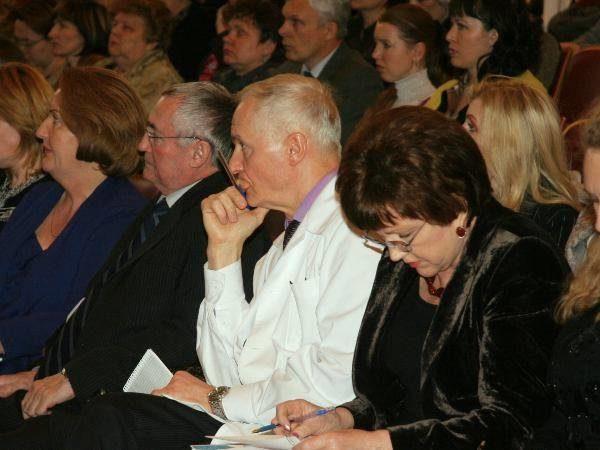 Заседание коллегии Минздрава Самарской области вТольятти