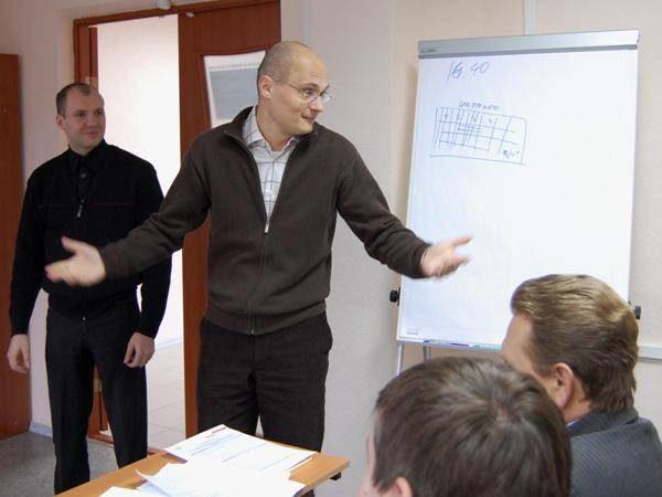 Яныш Градишек, эксперт UNIDO (организации попромышленному развитию при ООН)