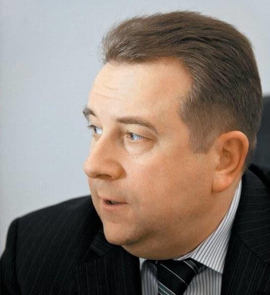 Директор департамента автомобильной промышленности исельскохозяйственного машиностроения Минпромторга РФ Алексей Рахманов