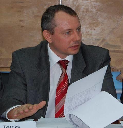 Директор ГУ «Центр занятости населения Тольятти» Владимир Багаев