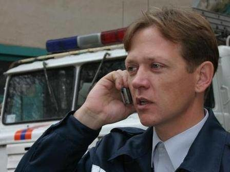 Владимир Черкашин, создатель аварийно-спасательной службы Тольятти