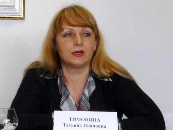 Татьяна Тимонина, главный режиссер театра «Секрет»
