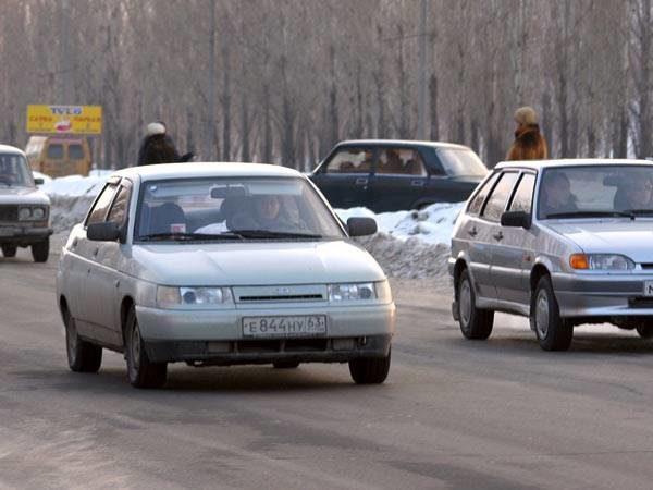 LADA– самый массовый автомобиль российских дорог