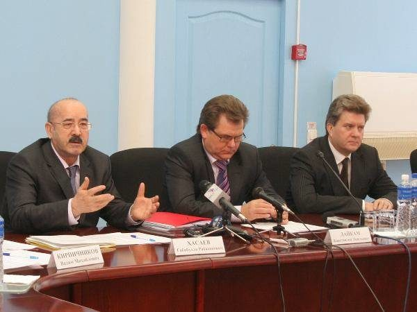 На совещании вмэрии Тольятти