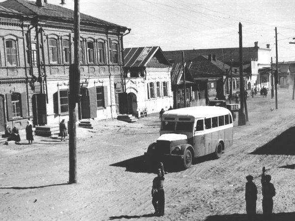 Ставрополь середины прошлого века