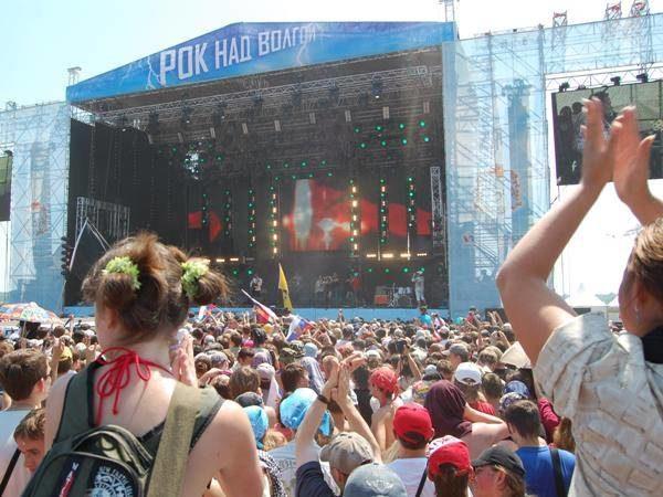 Фестиваль «Рок надВолгой» 2009 года