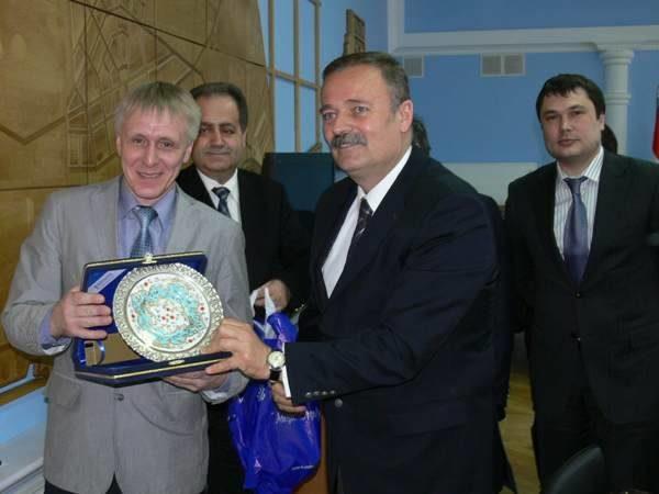 Визит турецкой делегации вТольятти