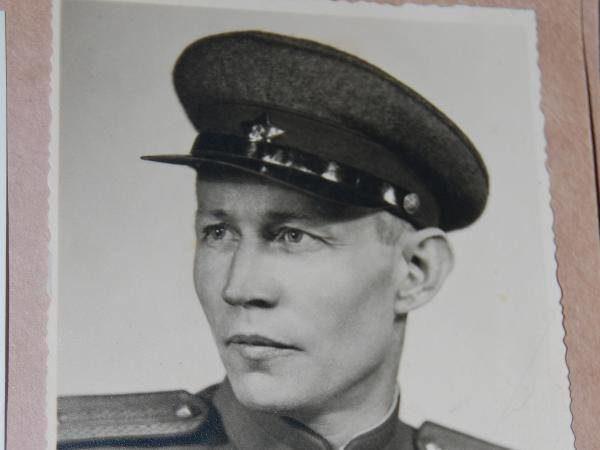 Таким Николай Кириллович Логвенков был вгоды Великой Отечественной войны