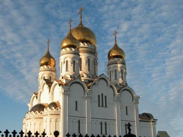 Спасо-Преображенский собор Тольятти
