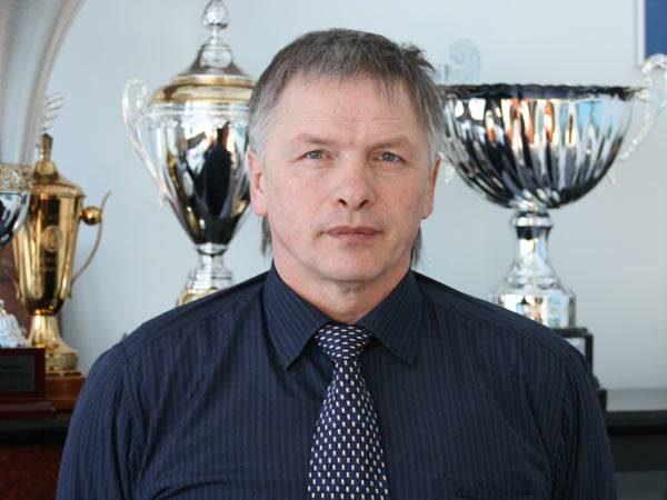 Валерий Лазорко, директор Управления спортивных автомобилей АВТОВАЗа
