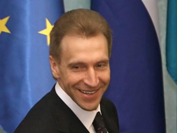 Игорь Шувалов, первый вице-премьер Правительства РФ