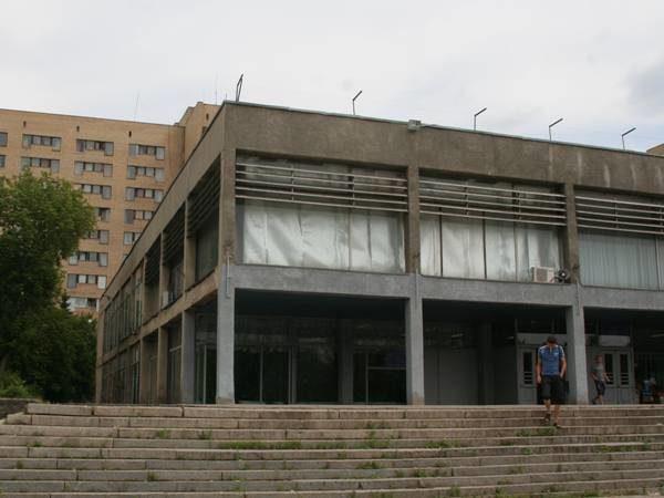 Бывшее общежитие АВТОВАЗа