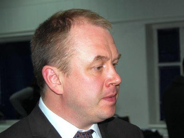 Станислав Наумов, статс-секретарь– заместителя Министра промышленности иторговли РФ