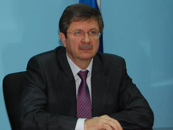 Александр Изосимов, руководитель департамента здравоохранения Тольятти