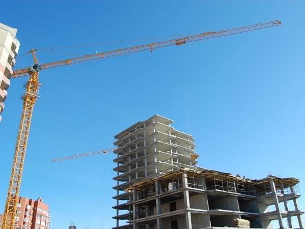 Жилищное строительство замерло