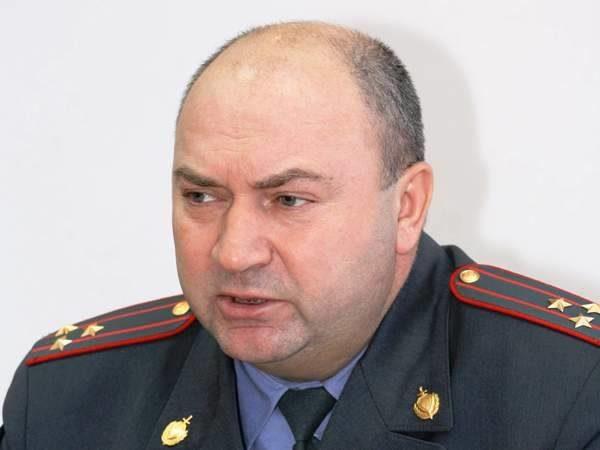 Владимир Староносов, начальник Управления внутренних дел погороду Тольятти