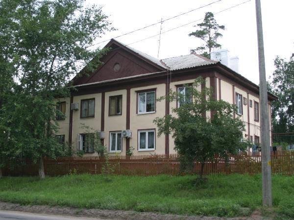 Портпоселок– «маленькая Швейцария» Тольятти