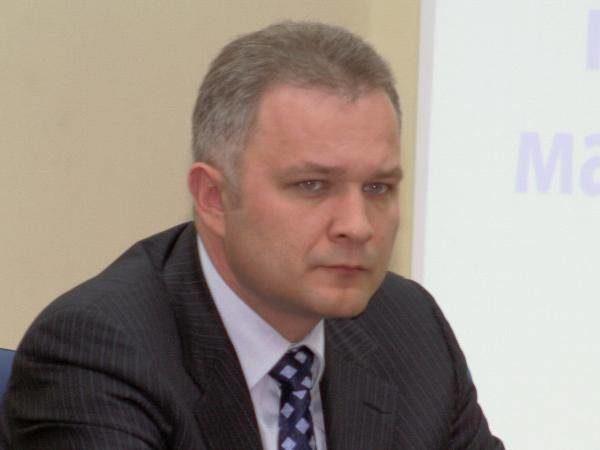 Алексей Пахоменко, председатель городской думы Тольятти