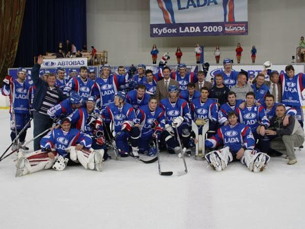 Хоккейный клуб «Лада», сезон 2009-2010