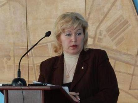 Ирина Белякова, руководитель жилищного управления мэрии