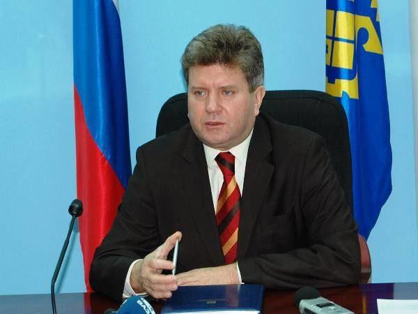 Мэр Анатолий Пушков