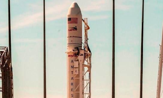 Ракета Antares