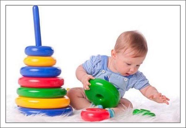Игрушки для детей от года до двух