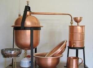 Оборудование для производства самогона