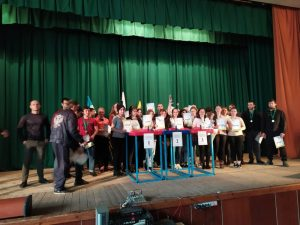Чемпионат Прохладненского муниципального района по «Армрестлингу»