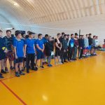 Региональный турнир по волейболу посвященный 80-летию со дня рождения Валерия Мухамедовича Кокова