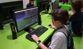 В рамках смены «КиберЛето» столичные школьники научатся создавать компьютерные игры
