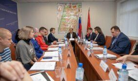 Михаил Романов предложил свою помощь депутатам муниципального образования Купчино