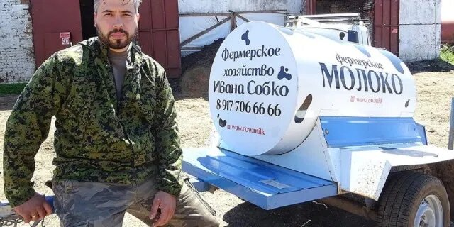 Олег Сирота: чиновники сводят счеты с честным фермером из Республики Марий Эл